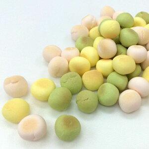 【自然と健康】フルーツミックスボーロ (さくらんぼ・青りんご・バナナ)60g