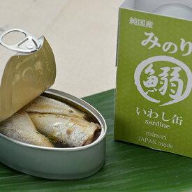 日本のみのり いわし缶 150g
