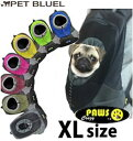 【送料無料】犬用 抱っこ リュック キャリーバッグ ■XLサイズ(4〜7kg)■ CrazyPaws(Paws) PET BACK PACK【 犬 だっこ 抱っこ紐 キャリ…