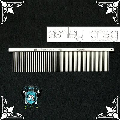 グレイハウンド Ashley Craig Greyhound トリミングコーム バンビ 小型コーム