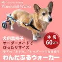 送料無料 犬用車椅子 わんだふるウォーカー【体高60cm (60〜69cm)】(オーダーメイド商品に付き返品不可)(犬用品)<発送区分R> 10P03Sep16