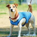 犬服 アイス ベスト (Mサイズ)犬 夏 熱中症対策 クールベスト