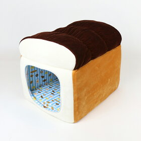ペットパラダイスなりきりペッツ《サーモキープ》食パン型ハウス