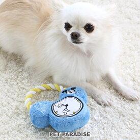 ペットパラダイス ディズニー ミッキー 目覚まし時計 ロープ おもちゃ | 犬用品 おもちゃ オモチャ トイ