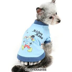 SALE ペットパラダイス ディズニー ミッキーマウス お出かけ トレーナー【小型犬】 | 犬の服 ドッグ いぬ イヌ ドック 犬服 犬用品 ペット用品 超小型犬 小型犬 セール 【返品交換不可】