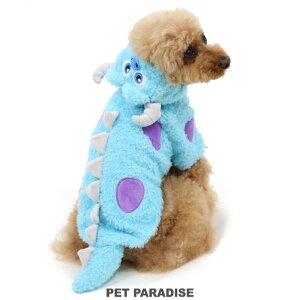 犬 服 ディズニー モンスターズインク サリー パーカー 【小型犬】 なりきり| ドッグウエア ドッグウェア イヌ おしゃれ かわいい キャラクター
