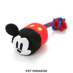 犬 おもちゃ ロープ ディズニー ミッキーマウス ぽて| 音が鳴る ぬいぐるみ ボール ロープ オモチャ 玩具 小型犬 おもちゃ 猫 かわいい おもしろ インスタ映え キャラクター