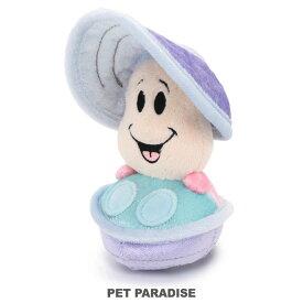 犬 おもちゃ ディズニー ふしぎの国のアリス ヤングオイスター | 音が鳴る ぬいぐるみ ボール ロープ オモチャ 玩具 トイ TOY 小型犬 おもちゃ 猫 かわいい おもしろ インスタ映え