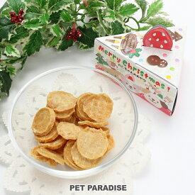 ペットパラダイス 国産 愛犬用 Xmas ケーキボックス おやつ | クリスマス 犬 おやつ