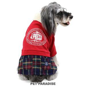 J.PRESS マフラー コーデ スカートつなぎ 【小型犬】 | ドッグウエア ドッグウェア いぬ イヌ おしゃれ かわいい メール便可