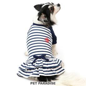 犬 服 春 J.PRESS ボーダー ワンピ—ス 【小型犬】   ドッグウエア ドッグウェア イヌ おしゃれ かわいい メール便可