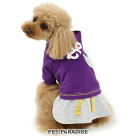 【11000円以上で10%OFFクーポン対象】ペットパラダイス Lee パーカー スカート つなぎ【小型犬】 | 犬の服 ドッグ いぬ イヌ ドック 犬服 犬用品 ペット用品 超小型犬 小型犬