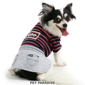 Lee スウェット スカートつなぎ 【小型犬】 | ドッグウエア ドッグウェア いぬ イヌ おしゃれ かわいい メール便可