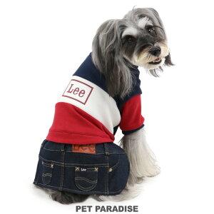 Lee トリコロール スカートつなぎ 【小型犬】 | ドッグウエア ドッグウェア いぬ イヌ おしゃれ かわいい メール便可