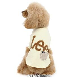 犬 服 Lee Tシャツ 【小型犬】 ビッグロゴ | 犬服 犬の服 犬 服 ペットウエア ペットウェア ドッグウエア ドッグウェア ベビー 超小型犬 小型犬 メール便可