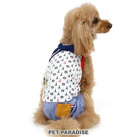 ペットパラダイス リサとガスパール マリン パンツつなぎ 【小型犬】 | 犬 犬服 犬の服 ドッグウェア ドッグ ウェア ドッグウエア ペット ペット服 ペット用服 かわいい服