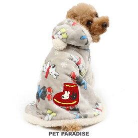【ポイント10倍】犬 服 秋冬 リサとガスパール 長ぐつ柄 着る毛布 【小型犬】   ドッグウエア ドッグウェア いぬ イヌ おしゃれ かわいい