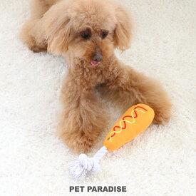 ペットパラダイス アメリカンドッグおもちゃ【大】 | 犬用品 おもちゃ オモチャ トイ