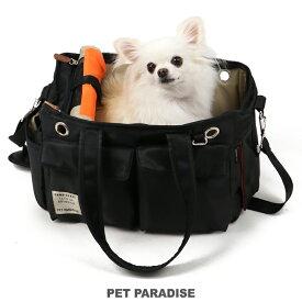ポケット 四角 キャリーバッグ 【超小型犬】   ショルダー おしゃれ かわいい 猫