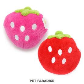 犬 おもちゃ ボール 苺 コロコロ | 苺 いちご イチゴ 野いちご 野いちご イチゴ おうちであそぼう おうち時間 お家遊び 音が鳴る オモチャ 玩具 TOY 小型犬 おもちゃ かわいい おもしろ インスタ映え