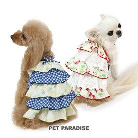 犬 服 春 フリル ワンピース 【小型犬】   ドッグウエア ドッグウェア イヌ おしゃれ かわいい メール便可