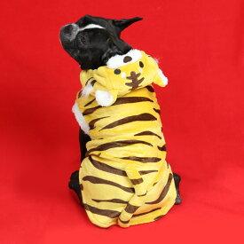 犬服 虎 犬 服 トラ パーカー 【中・大型犬】 | とら 虎 寅 2022年 お正月 新年 年賀状 干支 初詣 SNS インスタ映え 着ぐるみ コスチューム コスプレ ドッグウエア ドッグウェア いぬ イヌ おしゃれ かわいい