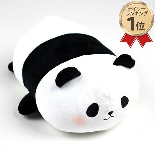 ★ランキング1位入賞★ペットパラダイス なりきりペッツ パンダくたくたあごのせ枕|