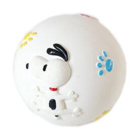 ペットパラダイス スヌーピー ラテックスボールおもちゃ | 犬用品 おもちゃ オモチャ トイ 音が鳴る キャラクター
