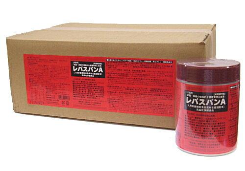 【送料無料】肝臓、膵臓の健康管理に!レバスパンA 300g×12個(ケース売り)