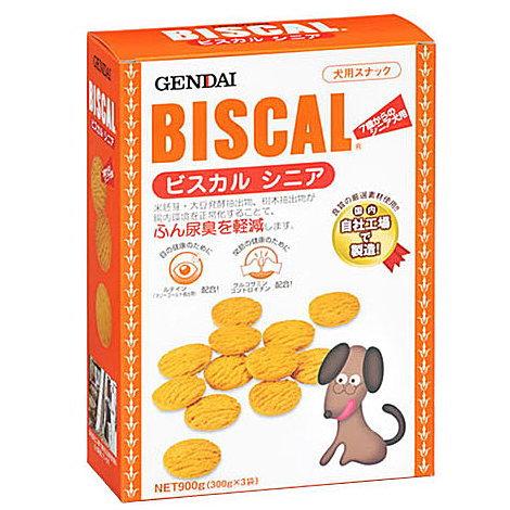 現代製薬 ビスカル シニア 900g(犬用スナック)