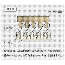 【クーポン】一毛打尽ソファ・カーシート用(1セット入)【一毛打尽】4546555010027