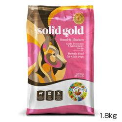 ソリッドゴールドフントフラッケン1.8Kg