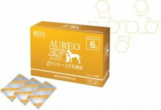 ◆aureo EF FOR寵物6ml*30