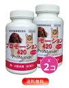 ◆【送料無料】【2個セット】<共立製薬>プロモーション420 小型犬・猫用 60粒【smtb-s】
