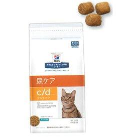 ヒルズ 食事療法食 猫用 c/d マルチケア ドライ フィッシュ入り 4kg