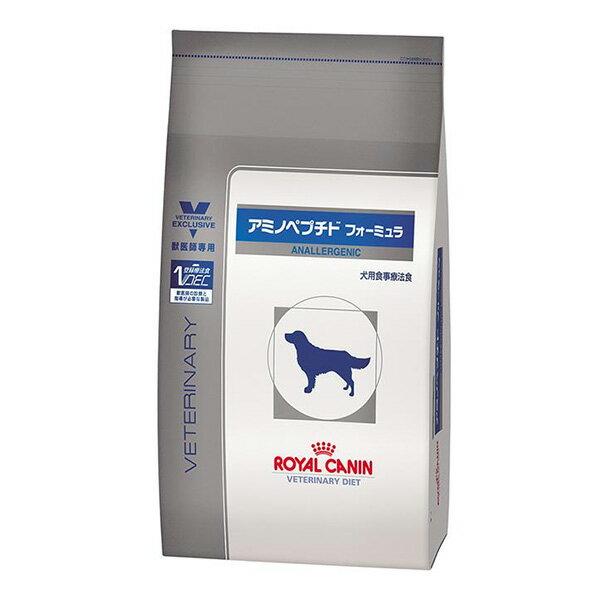 ロイヤルカナン 療法食 犬用 アミノペプチド フォーミュラ ドライ 3kg
