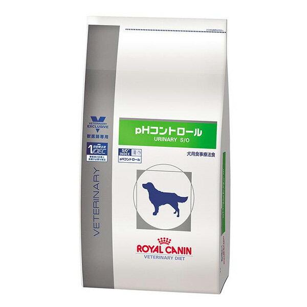 ロイヤルカナン 療法食 犬用 pHコントロール ドライ 8kg