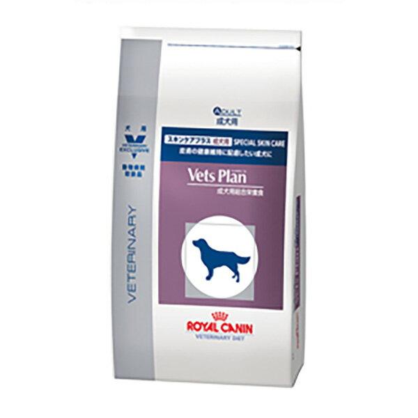 ロイヤルカナン 準療法食 犬用 スキンケアプラス 成犬用 8kg