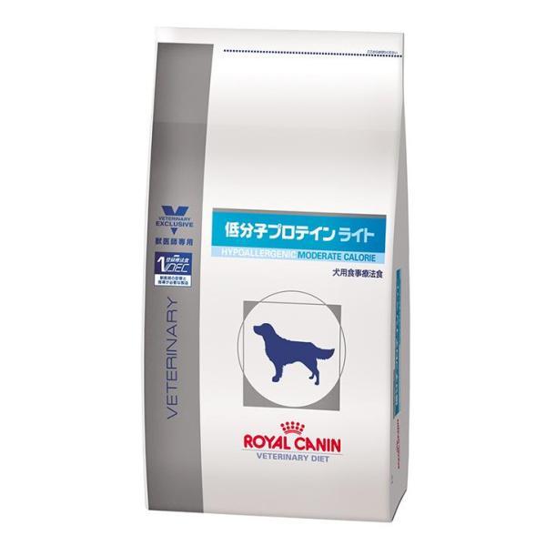 【エントリーでポイント5倍】ロイヤルカナン 食事療法食 犬用 低分子プロテインライト ドライ 8kg