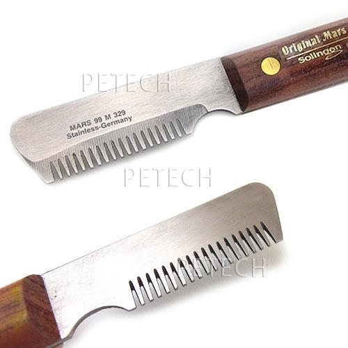 マーストリミングナイフ粗目329