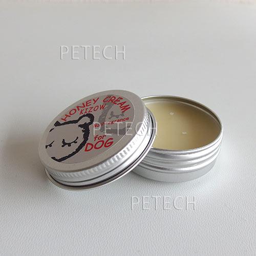 【ネコポス便対応】【肉球ケア】ハニークリーム ノンフレグランス(無香料) 25ml
