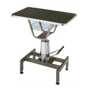 【代引不可】CN−15 油圧式 トリミングテーブル 四角型