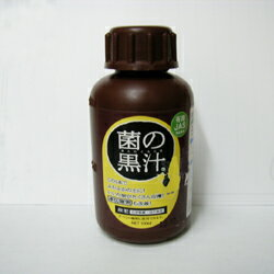 ■用土・肥料■液体有機たい肥菌の黒汁100ml
