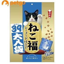 ねこ福 39大入り袋 シーフード味 117g【あす楽】