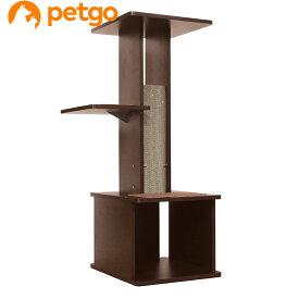ペティオ necoco(ネココ) スリムで壁ぎわに置きやすい キャットリビングタワー【あす楽】