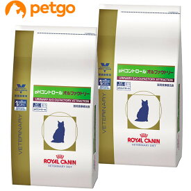 【最大350円OFFクーポン】【2袋セット】ロイヤルカナン 食事療法食 猫用 pHコントロール オルファクトリー ドライ 4kg【あす楽】