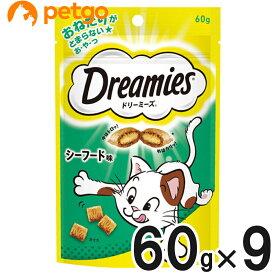 ドリーミーズ シーフード味 60g×9個【まとめ買い】【あす楽】