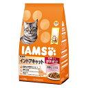 【最大350円OFFクーポン】アイムス 成猫用 インドアキャット お魚ミックス 1.5kg【あす楽】
