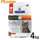 ヒルズ 猫用 メタボリックス+ユリナリー コンフォート 体重管理+尿ケア ドライ 4kg【あす楽】