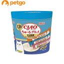 CIAO(チャオ) ちゅ〜るグルメ 毛玉配慮 まぐろ海鮮ミックス味 120本入り【あす楽】